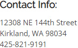 contact detail