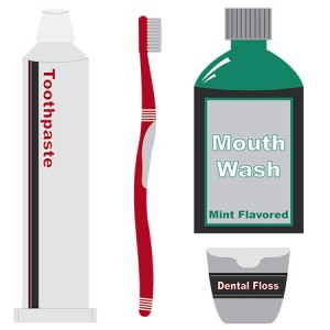 dental health items